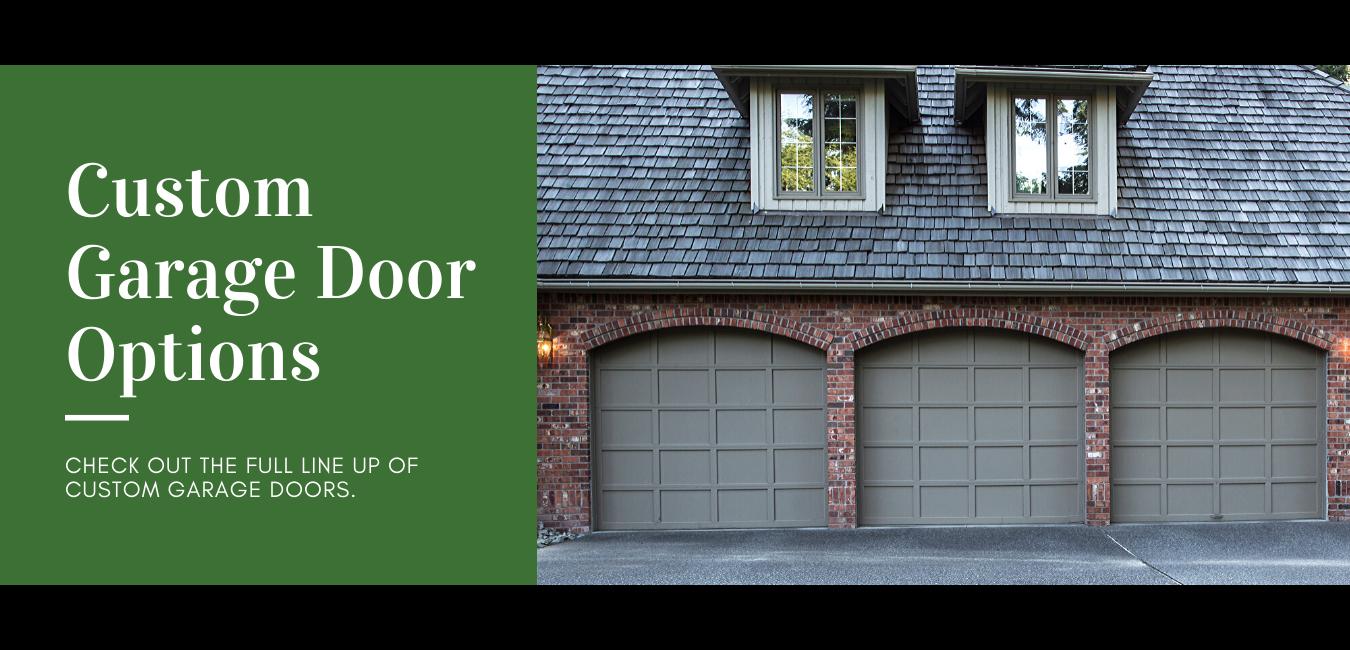 Custom Garage Installations Azle Door